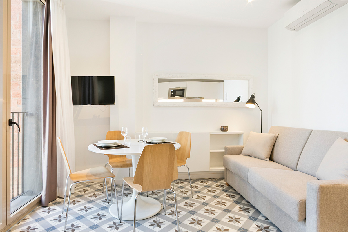 Barcelona Uma Suites - Sagrada Familia Suite 3