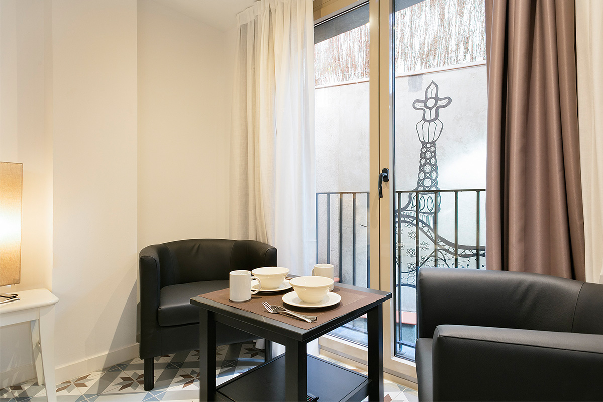 nice Barcelona Uma Suites - Holy Family Tiny Studio 2 luxury apartment