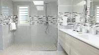 clean bathroom in Saint Barth Villa Au Coeur Du Rocher luxury holiday home, vacation rental