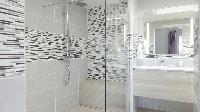 clean lavatory in Saint Barth Villa Au Coeur Du Rocher luxury holiday home, vacation rental