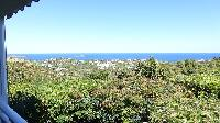 awesome sea view from Saint Barth Villa Au Coeur Du Rocher luxury holiday home, vacation rental