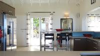 fully furnished Saint Barth Villa Au Coeur Du Rocher luxury holiday home, vacation rental