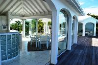 spectacular Saint Barth Villa Byzance luxury holiday home, vacation rental