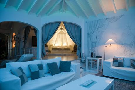 adorable Saint Barth Villa Byzance luxury holiday home, vacation rental