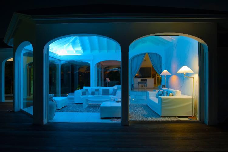 alluring Saint Barth Villa Byzance luxury holiday home, vacation rental