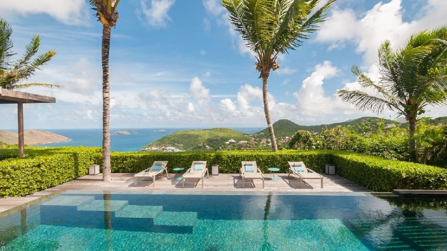 Saint Barth Villa - Lina