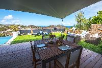 awesome Saint Barth Villa Open Space luxury holiday home, vacation rental