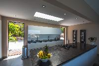 well-appointed Saint Barth Villa Open Space luxury holiday home, vacation rental