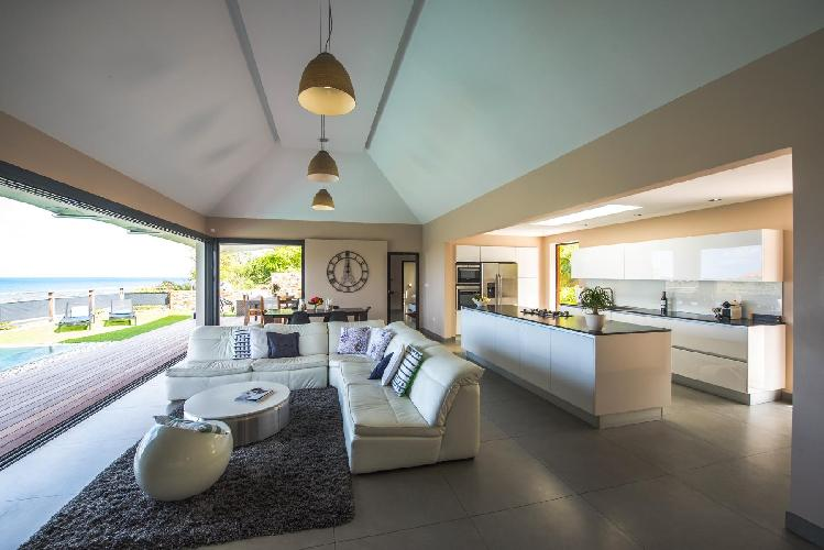 fabulous Saint Barth Villa Open Space luxury holiday home, vacation rental