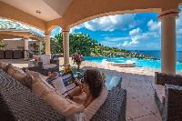 awesome Saint Barth Villa Sea Bird luxury holiday home, vacation rental