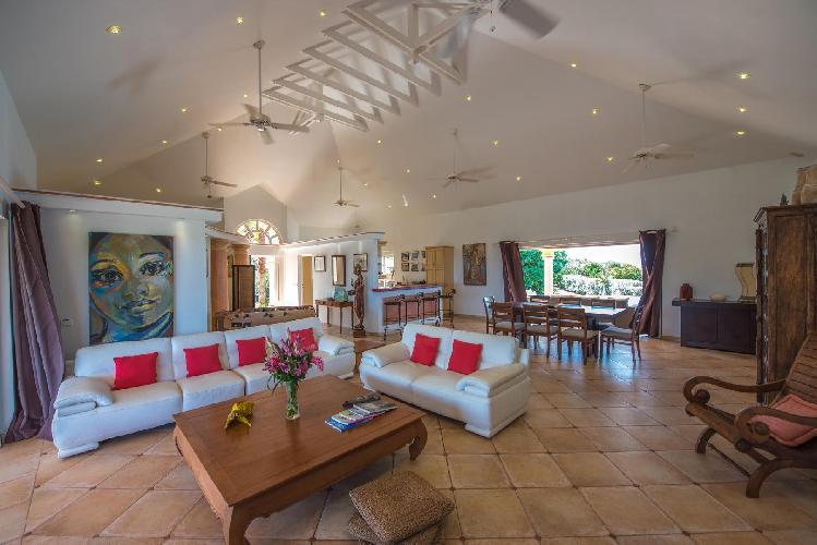 lovely Saint Barth Villa Sea Bird luxury holiday home, vacation rental