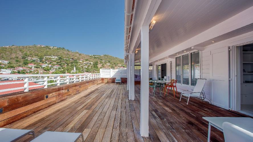 incredible Saint Barth Villa The Penthouse luxury apartment, holiday home, vacation rental