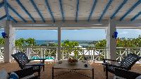 cool cabana of Saint Barth Villa Chloé luxury holiday home, vacation rental