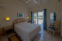 clean bed sheets in Saint Barth Villa Les Acajous luxury holiday home, vacation rental