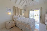clean bedroom linens in Saint Barth Villa Les Acajous luxury holiday home, vacation rental