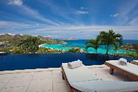 amazing Saint Barth Villa Mystique luxury holiday home, vacation rental