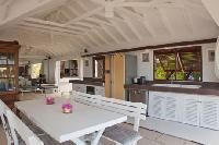 well-appointed Saint Barth Villa Mystique luxury holiday home, vacation rental