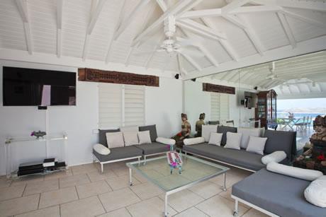 spacious Saint Barth Villa Mystique luxury holiday home, vacation rental