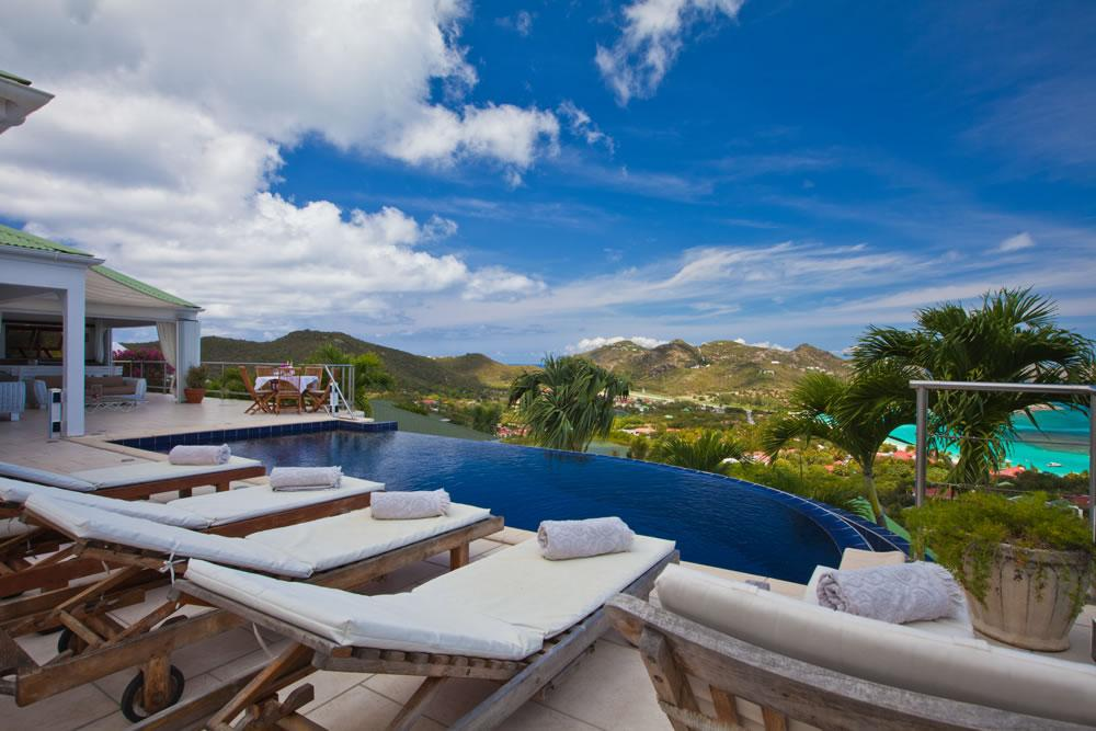 awesome Saint Barth Villa Mystique luxury holiday home, vacation rental