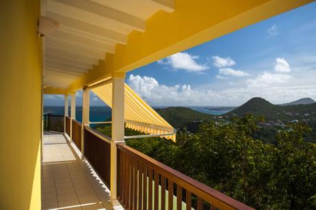 perfect Saint Barth Villa Natanya luxury holiday home, vacation rental
