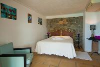 pristine bedding in Saint Barth Villa Sunrise luxury holiday home, vacation rental