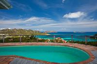 incredible seaside Saint Barth Villa Sunrise luxury holiday home, vacation rental