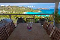 beautiful seaside Saint Barth Villa Sunrise luxury holiday home, vacation rental