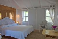 clean bed sheets in Saint Barth Villa Sunrise luxury holiday home, vacation rental