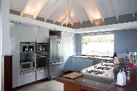 fully furnished Saint Barth Villa Victoria luxury holiday home, vacation rental