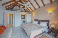clean bed sheets in Saint Barth Villa Alouette luxury holiday home, vacation rental