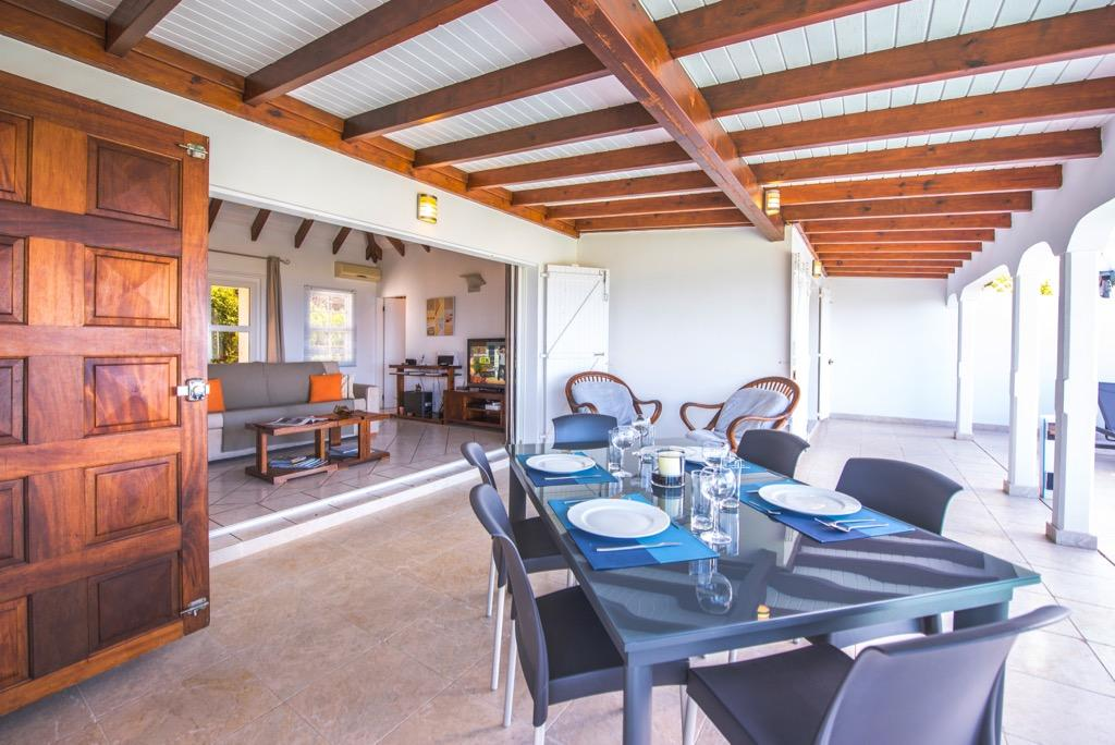 fabulous Saint Barth Villa Alouette luxury holiday home, vacation rental