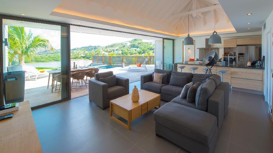 chic Saint Barth Villa Caco luxury holiday home, vacation rental