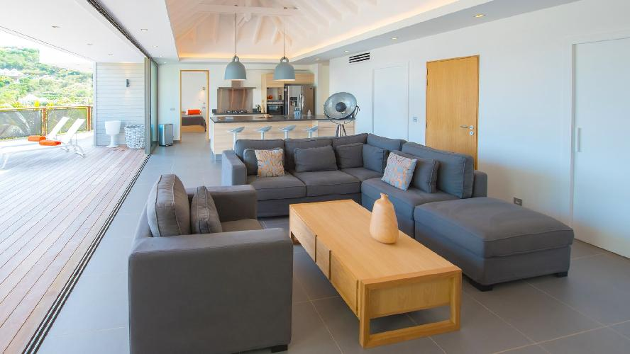 charming Saint Barth Villa Caco luxury holiday home, vacation rental