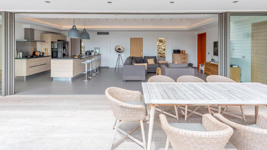fabulous Saint Barth Villa Caco luxury holiday home, vacation rental