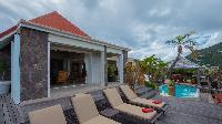 splendid Saint Barth Villa Casa Blanca luxury holiday home, vacation rental