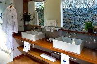 cool lavatory in Saint Barth Villa Lenalee luxury holiday home, vacation rental