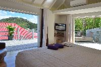 bright and breezy Saint Barth Villa Lenalee luxury holiday home, vacation rental
