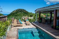 amazing Saint Barth Villa Lenalee luxury holiday home, vacation rental