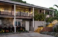 awesome exterior of Saint Barth Villa Lenalee luxury holiday home, vacation rental