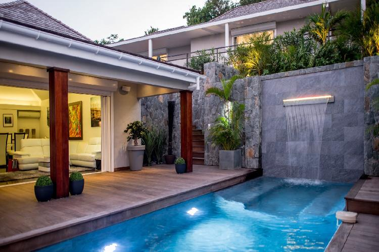 awesome Saint Barth Villa Lenalee luxury holiday home, vacation rental