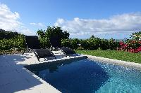 amazing pool of Saint Barth Villa N' Joy luxury holiday home, vacation rental