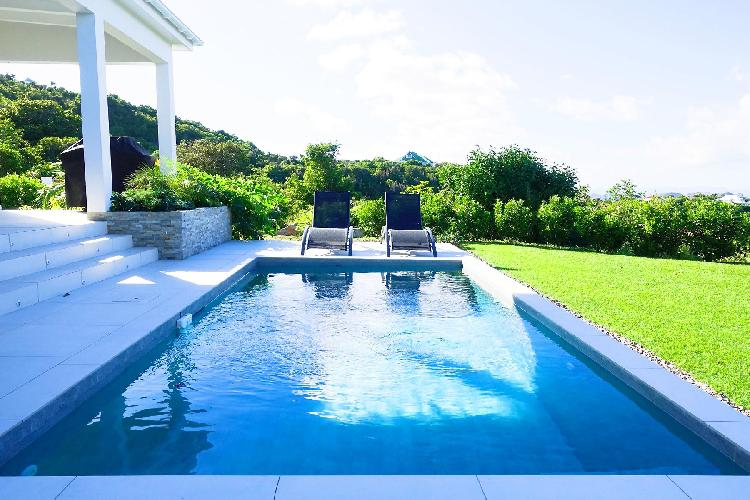 beautiful Saint Barth Villa N' Joy luxury holiday home, vacation rental
