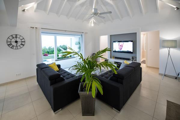 nice Saint Barth Villa N' Joy luxury holiday home, vacation rental