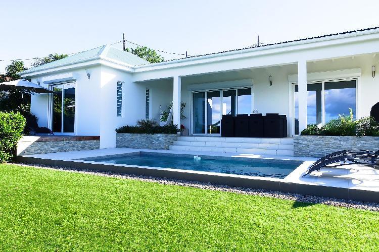 impeccable Saint Barth Villa N' Joy luxury holiday home, vacation rental