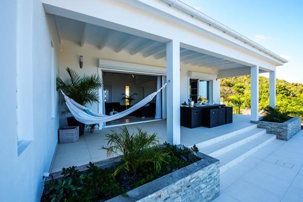 incredible Saint Barth Villa N' Joy luxury holiday home, vacation rental