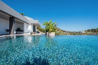 amazing pool og Saint Barth Villa Amethyste luxury holiday home, vacation rental