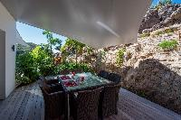 well-appointed Saint Barth Villa Amethyste luxury holiday home, vacation rental