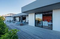 pleasant Saint Barth Villa Amethyste luxury holiday home, vacation rental