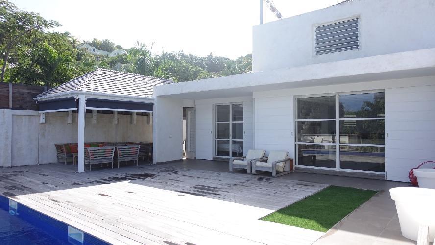 perfect Saint Barth Villa Eole luxury holiday home, vacation rental