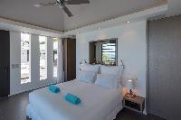 delightful bedroom in Saint Barth Villa My Way luxury holiday home, vacation rental
